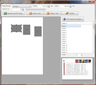 Screenshot von PDF Plotter Schachtelung 1.0.
